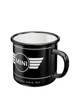 Nostalgic Art enamel mug - mini