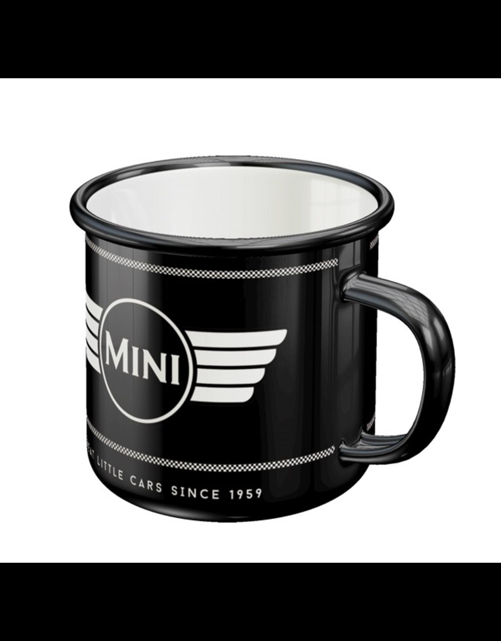 enamel mug - mini