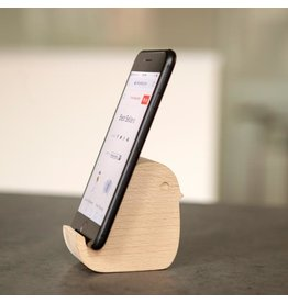 Kikkerland phone holder - bird
