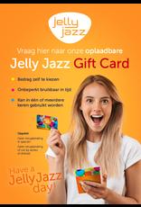 Jelly Jazz gift card € 20