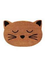 CMP doormat - cat head