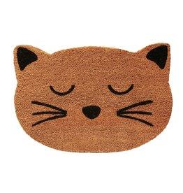 deurmat - kattenhoofd