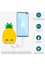 Legami power bank - pineapple