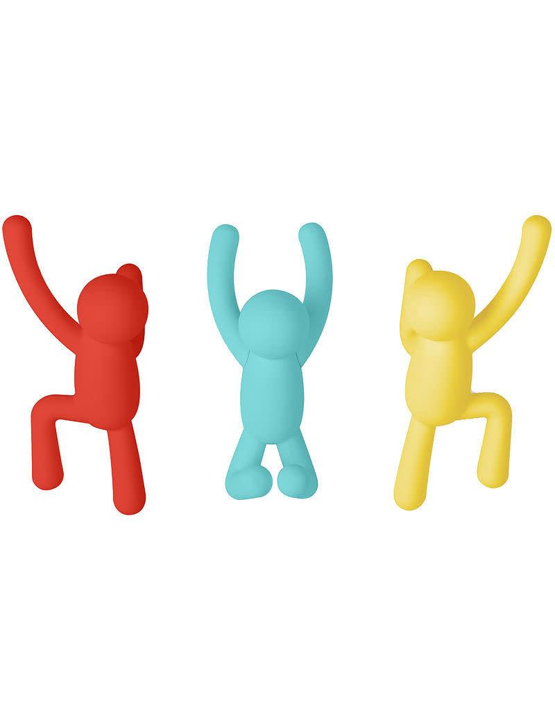Umbra kapstok - buddy (multicolour)