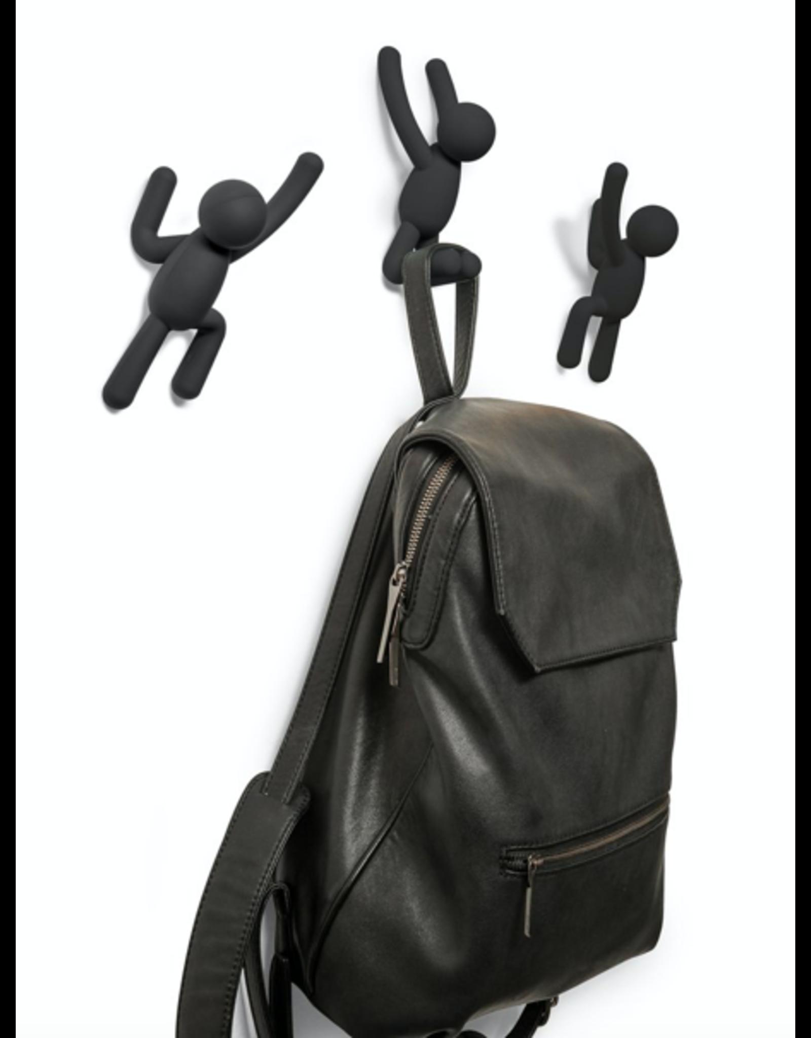 Umbra hooks - buddy (black)
