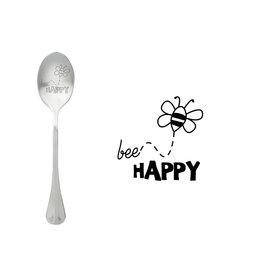 Style De Vie message spoon - bee happy