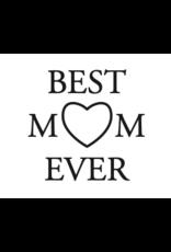 Style De Vie message spoon - best mom ever
