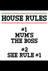 Jelly Jazz mug - house rules
