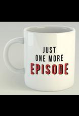 Jelly Jazz mug - just one more episode