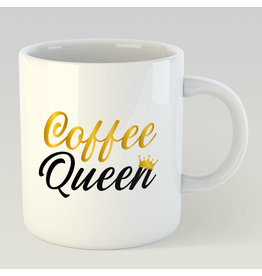 Jelly Jazz mug - Coffee Queen