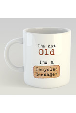 Jelly Jazz mug - I'm not old