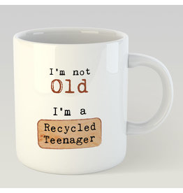 Jelly Jazz mug - I'm not old