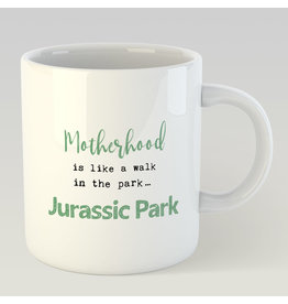Jelly Jazz mok - motherhood Jurassic Park