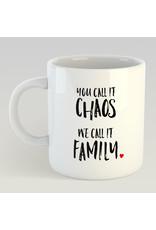 Jelly Jazz mug - you call it chaos, we call it family