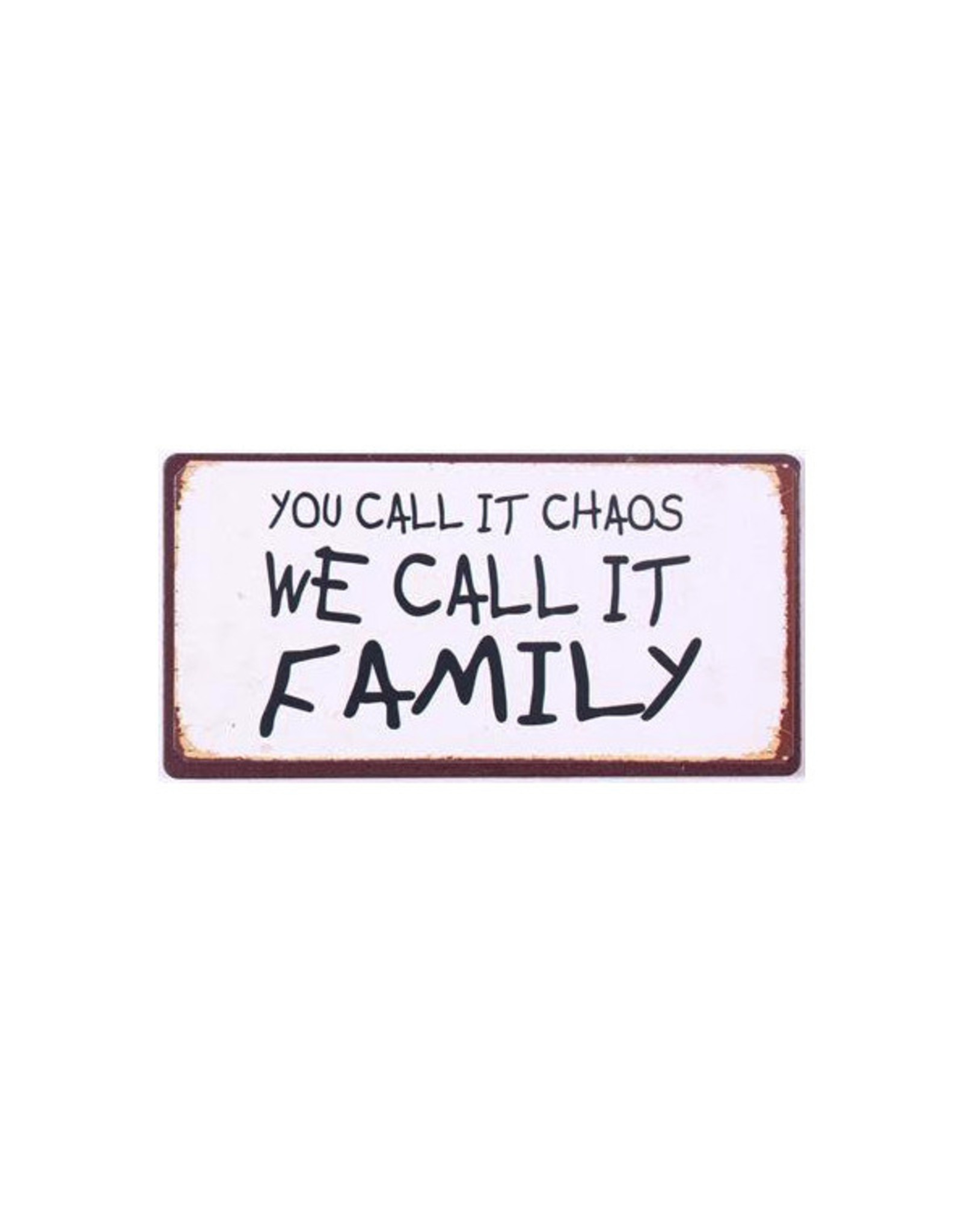 magneet - you call it chaos, we call it family