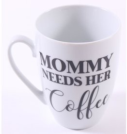 La Finesse mok - mommy needs her coffee