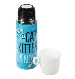 Puckator thermos - Simon's cat