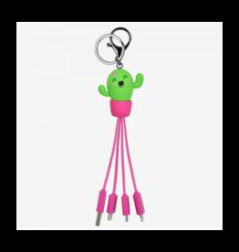 Legami charging cables - cactus