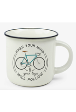 Legami mug puccino - bike