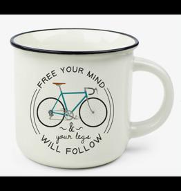 Legami mok puccino - fiets