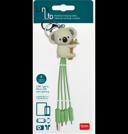 Legami charging cables - koala