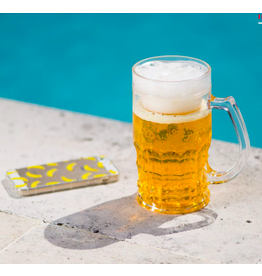 cooler glass - fake beer