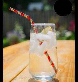 Echo Three reusable straws - stripes