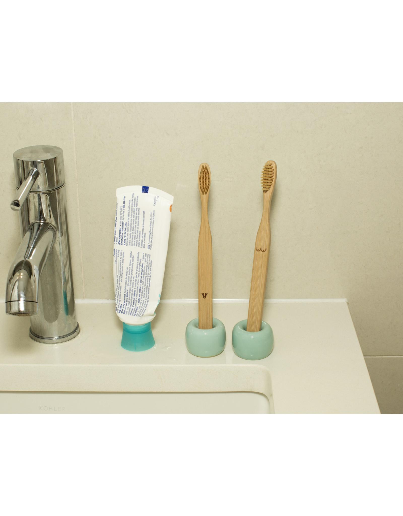 toothbrush - bamboo - nudie