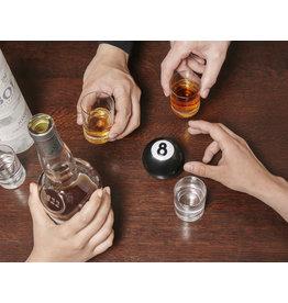 Kikkerland drinking game - 8 ball