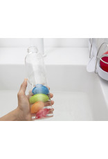 scrubbies to clean your bottles