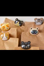 bag clips - cat