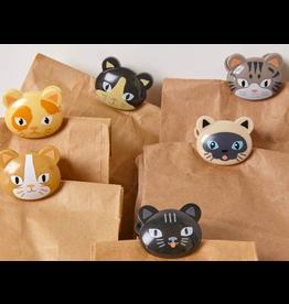 Kikkerland bag clips - kat