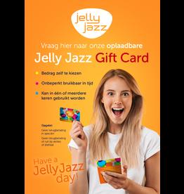 Jelly Jazz cadeaubon €25