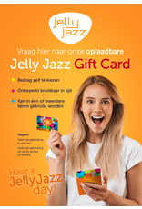 Jelly Jazz cadeaubon €75