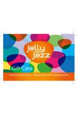 Jelly Jazz gift card €5