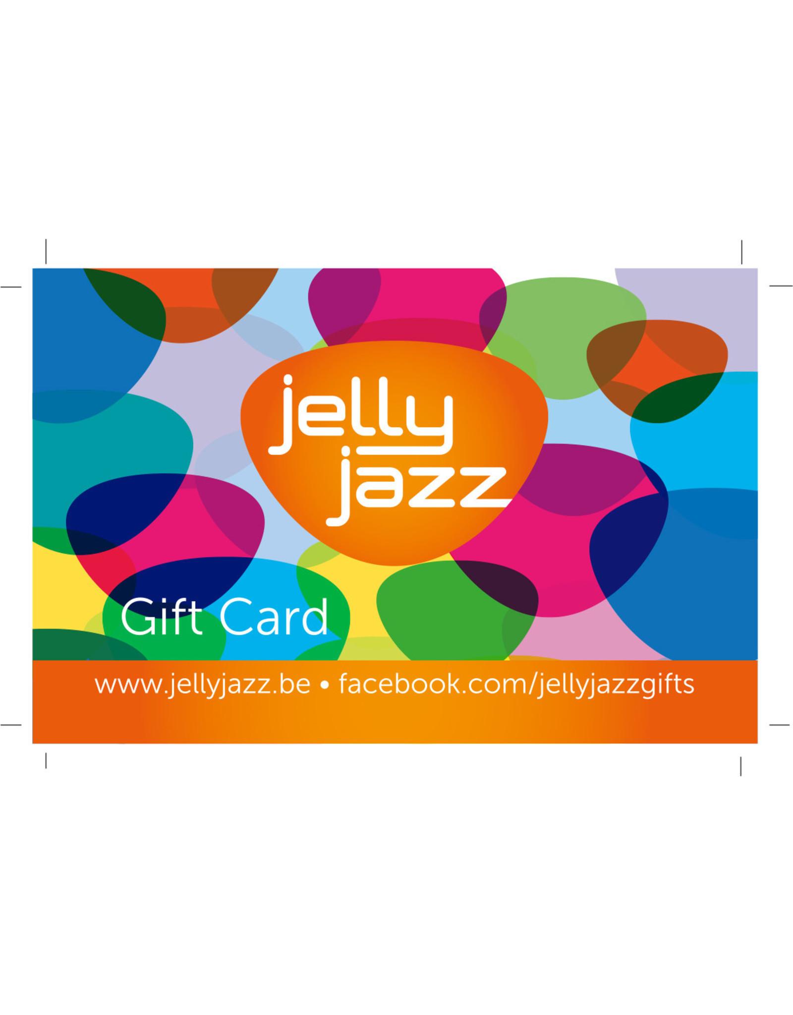 Jelly Jazz gift card €75