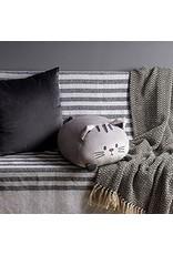 pillow - kitty (grey)