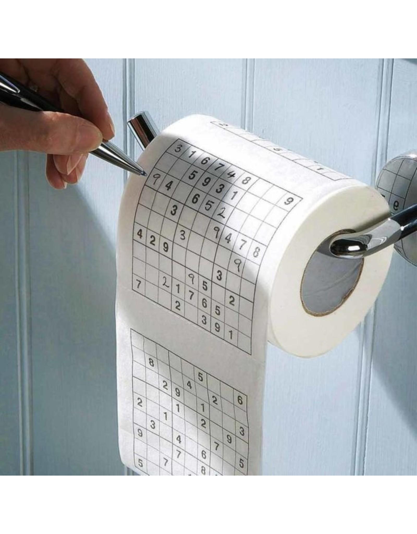Legami toilet roll - sudoku