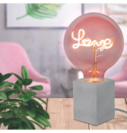 lamp - love