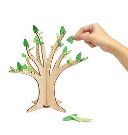 Kikkerland dankbaarheidsboom