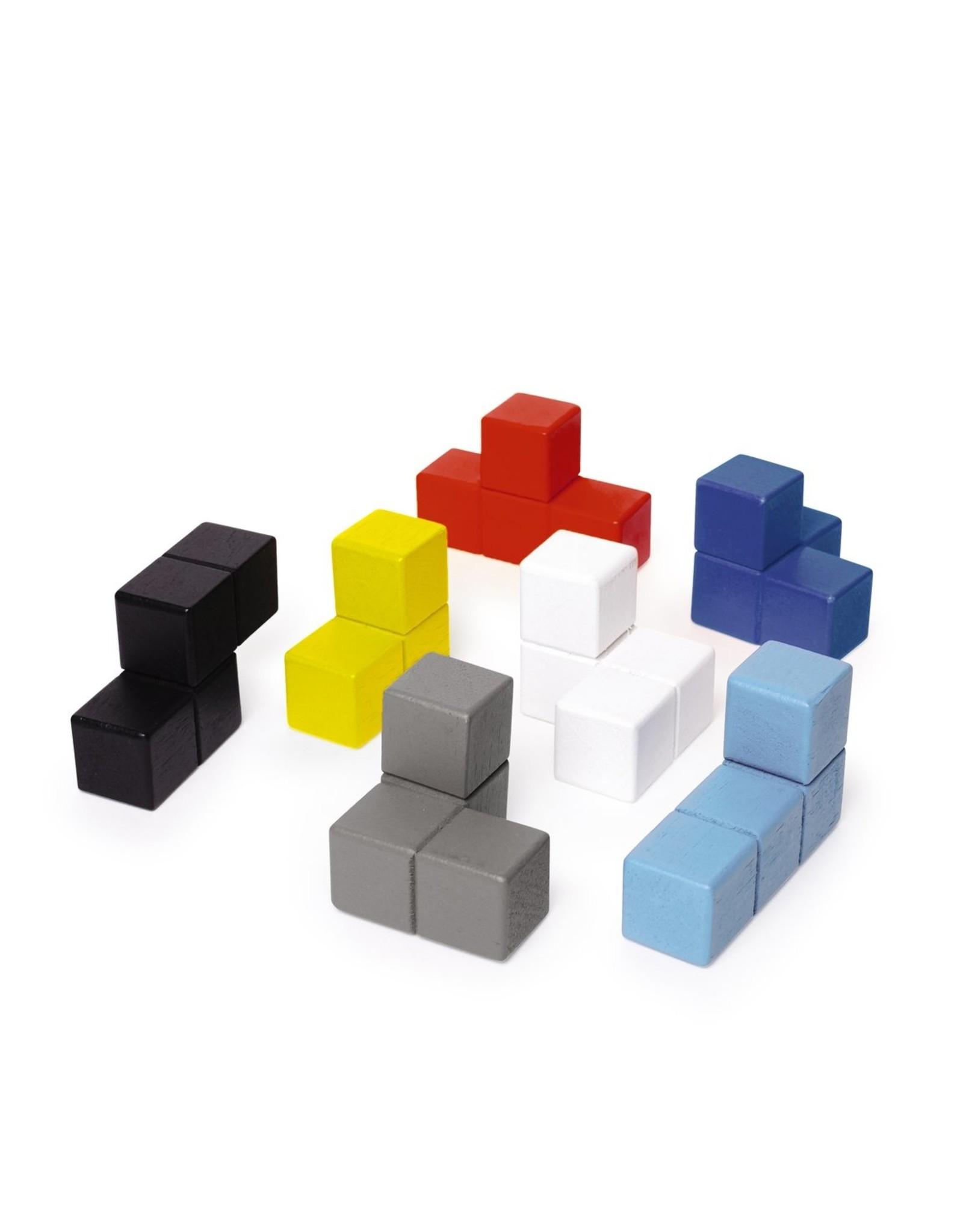 puzzle - block cube 3D