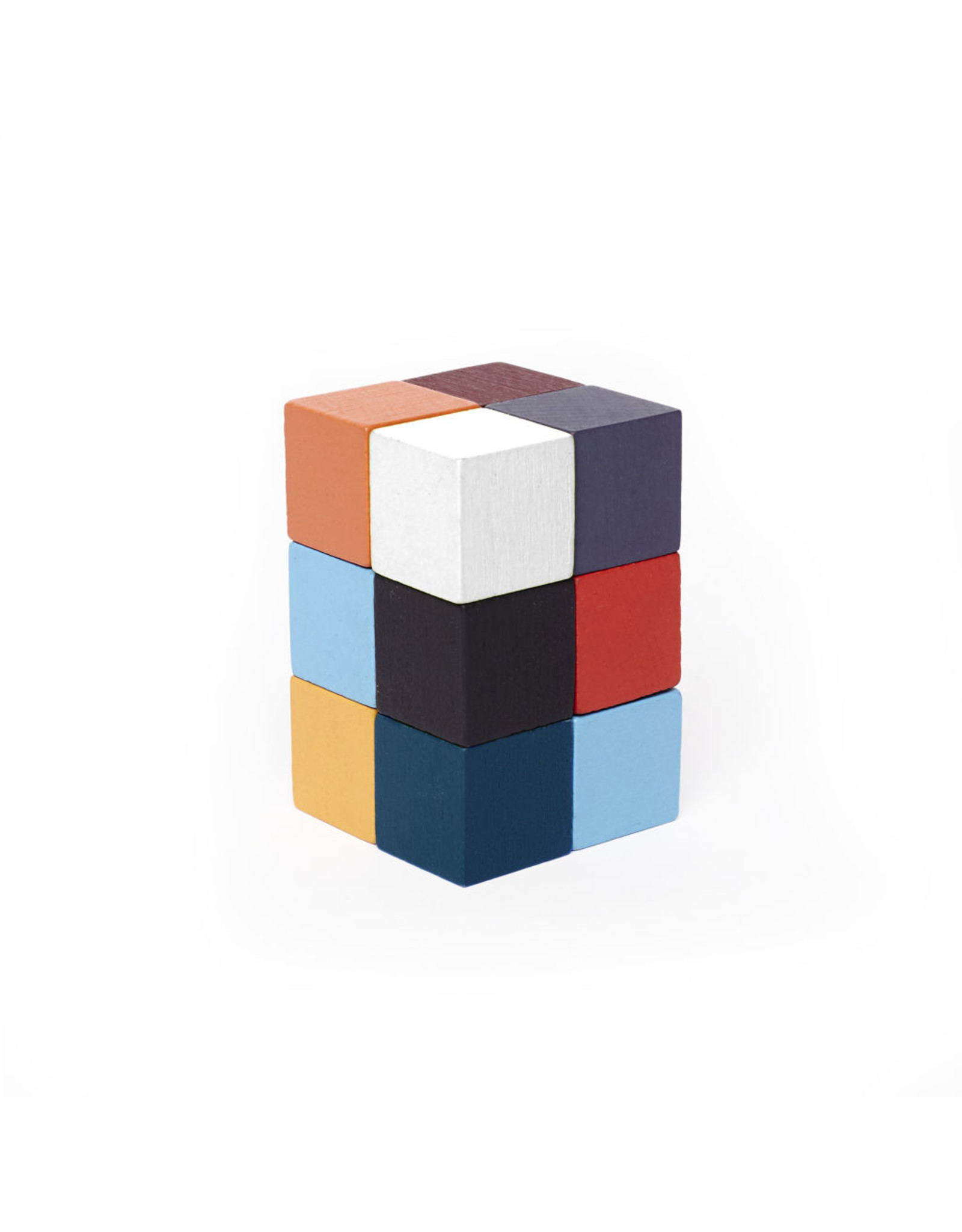 puzzle - elastic cube 3D