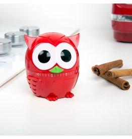 Kikkerland kitchen timer - owlet
