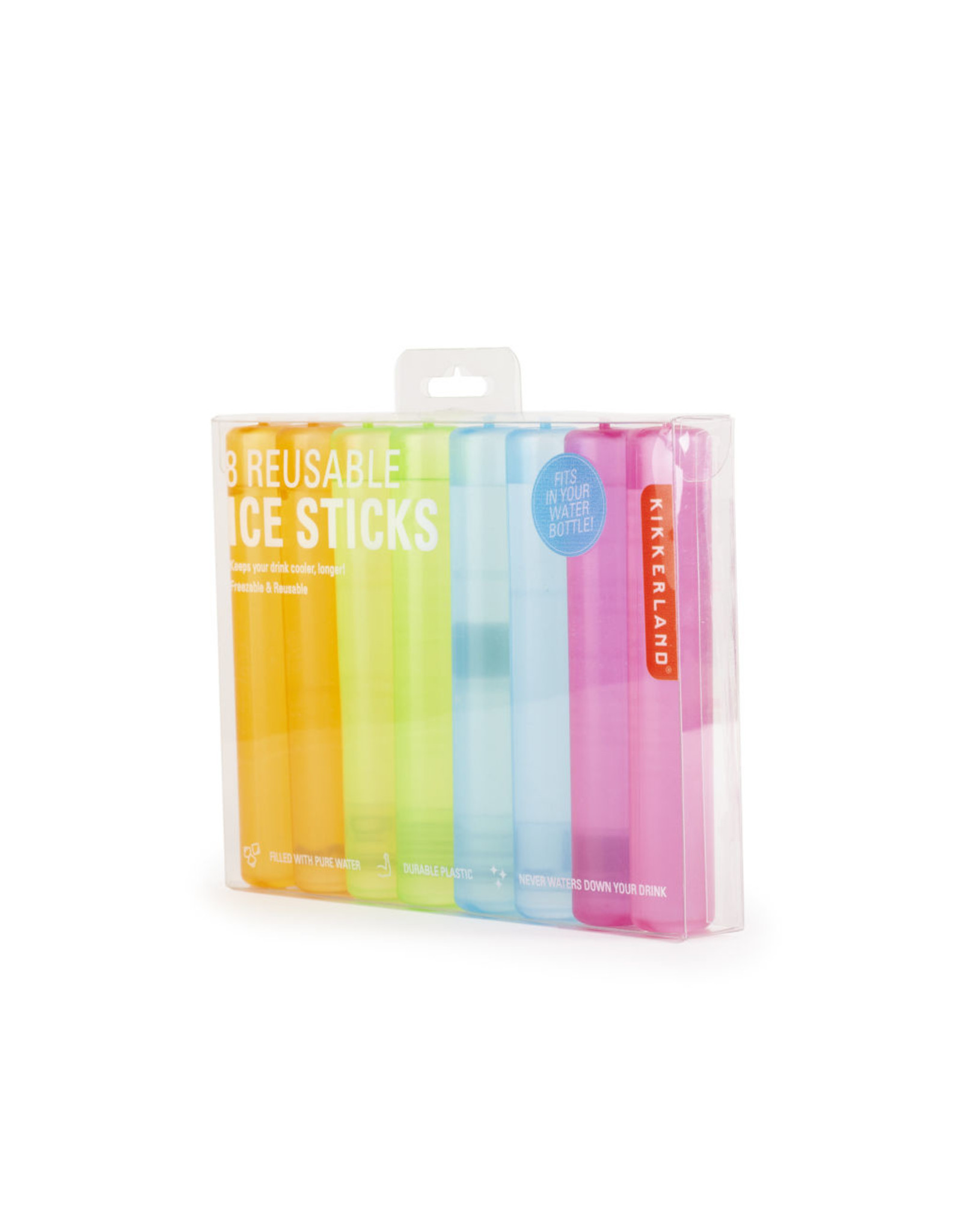 reusable ice sticks for drinking bottles
