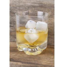 herbruikbare ijsblokjes - vierkant (transparant) (30 stuks)