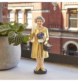 Kikkerland solar queen (goud)