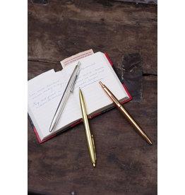Kikkerland retro pen (set van 3)