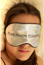 eye mask - five more minutes