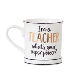 Sass & Belle mug - I'm a teacher