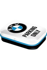mint box - BMW drivers only